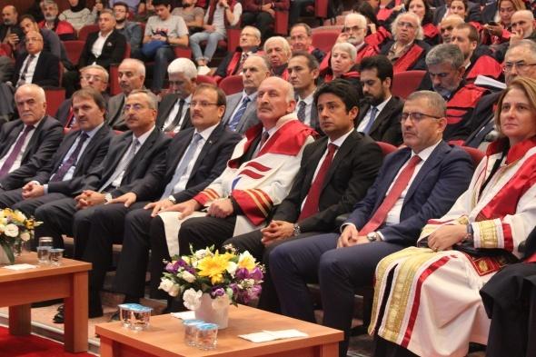 FSMVÜ, Çavuşoğlu ile yeni akademik yıla merhaba dedi