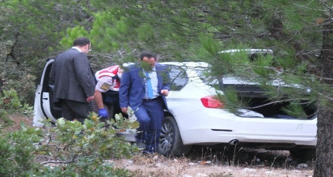 Bandırma'da üçlü infaz