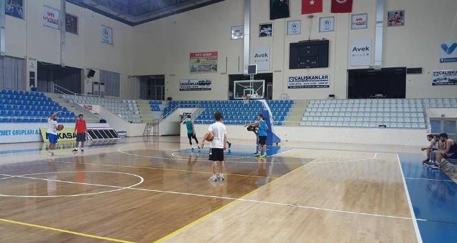 Umurbey Belediyespor Basketbol Takımı yeni sezon çalışmalarına başladı
