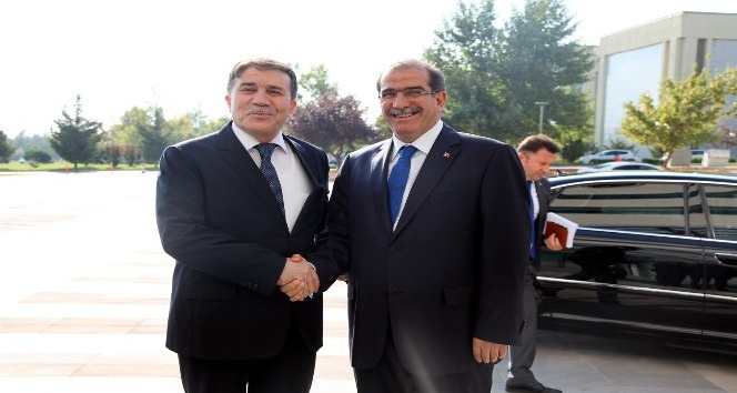 """Vali Salim Demir, """"Uşak Üniversitemiz ile her türlü işbirliğine hazırız"""""""