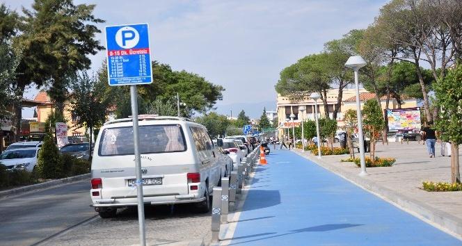 Milas'ta yollar ücretli oluyor
