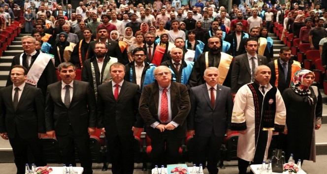 MŞÜ'de 2017-2018 Akademik Yılı açılış töreni