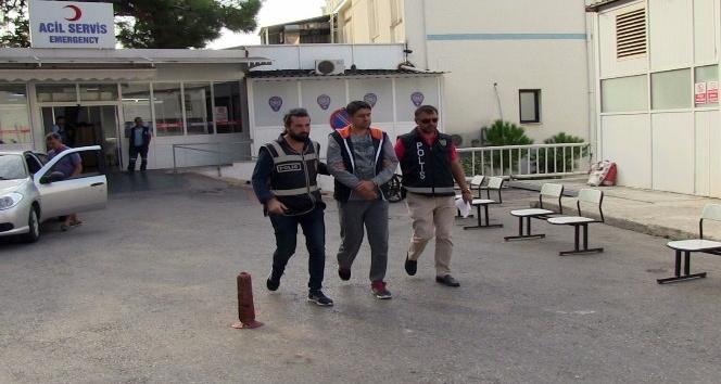 Mahrem imamlara bilgi sızdıran astsubay, Bodrum'da askeri lojmanda yakalandı