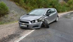 Sinopta trafik kazası: 4 yaralı