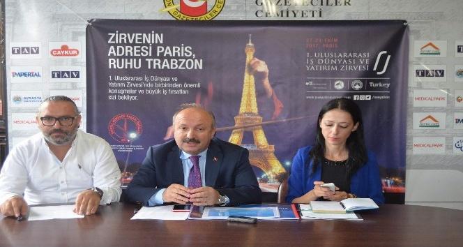 1. Uluslararası İş Dünyası ve Yatırım Zirvesi Fransa'da yapılacak
