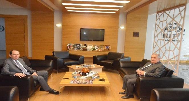 Hitit ve Necmettin Erbakan Üniversitesi işbirliği yapacak