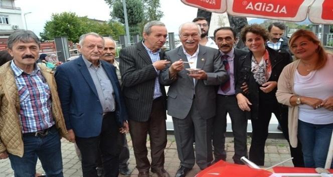 CHP'li Bektaşoğlu fındık eleştirisini sürdürdü