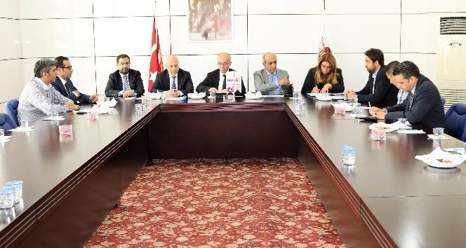 Elazığ'da Ekonomi Bakanlığı ile istişare toplantısı