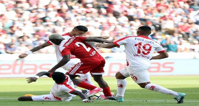 Süper Lig: D.G. Sivasspor: 3 - Antalyaspor: 1 (Maç sonucu)