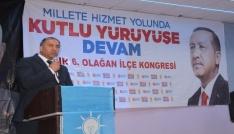 AK Parti Çıldır İlçe Başkanlığına yeniden Ahmet Rıfat Vural Seçildi