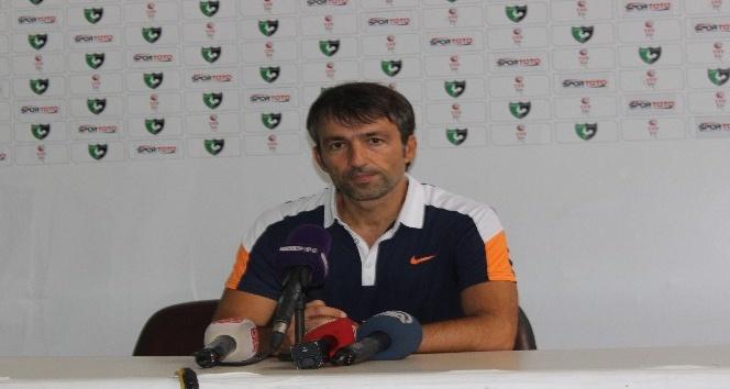 Denizlispor - Gazişehir Gaziantep maçının ardından