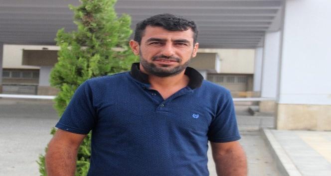 25 saat sonra bulunan Fırat'ın babası:
