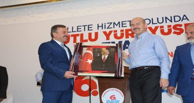 """Bakan Soylu : """"Kimse Türkiye ile oynamasın"""""""