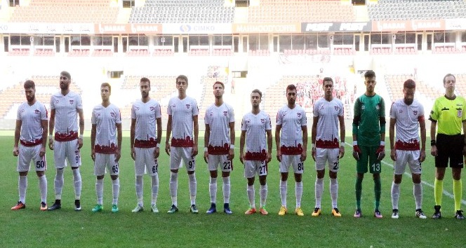 TFF 1. Lig: Gaziantepspor: 1 - Ankaragücü: 2