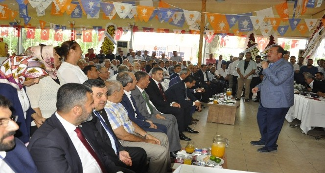 AK Parti Dörtyol İlçe teşkilatı kongresi yapıldı