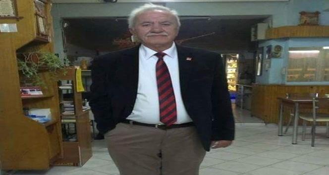 CHP Şaphane İlçe Başkanı Tevfik Kocakalay vefat etti