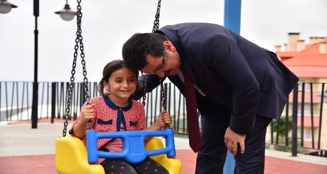 Otahisar Belediyesi 2017 yılında 22 parkta bakım ve yenileme çalışmalarını tamamladı