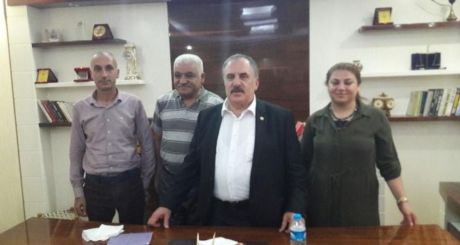 Eski Bakan Ensarioğlu'ndan Yazarlar Birliğine destek