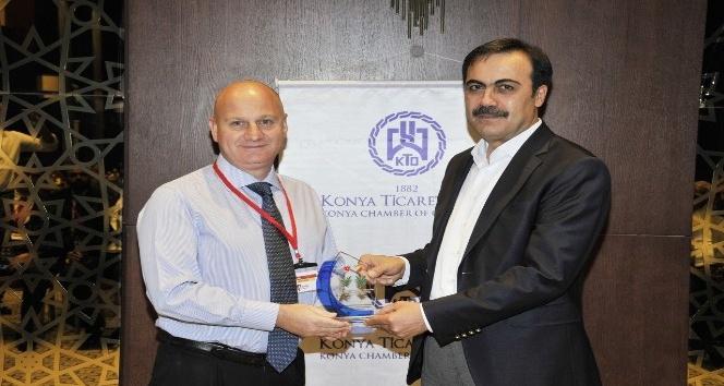 KTO'nun düzenlediği ''B2B Traktör-Konya'' organizasyonu tamamlandı
