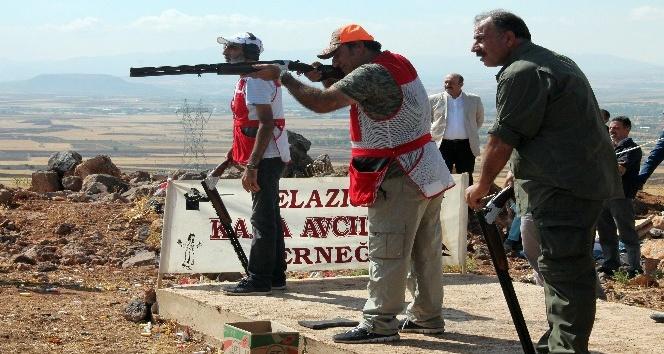 Elazığ'da geleneksel avcılar bayramı etkinliği