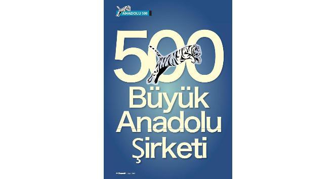 Ekonomist Anadolu 500'e SANKO damgası
