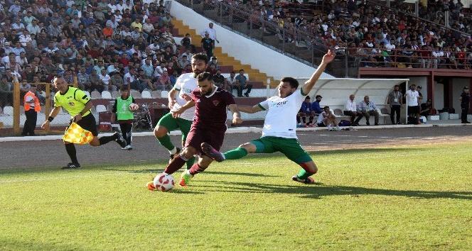 TFF 2. Lig: Hatayspor: 0 - Sivas Belediyespor: 0