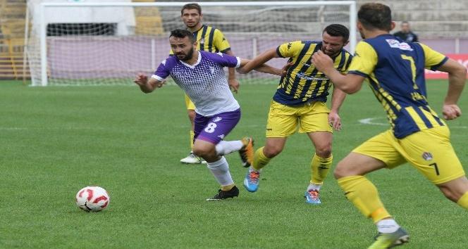 TFF 3. Lig: Yeni Orduspor: 2 - Kırıkhanspor: 1