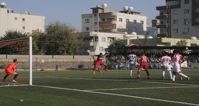 Spor Toto 3. Lig: Cizrespor: 3 - Utaş Uşakspor: 0