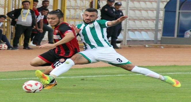 BAL: Yozgatspor 1959 FK: 3 - Kürkçülerspor: 1