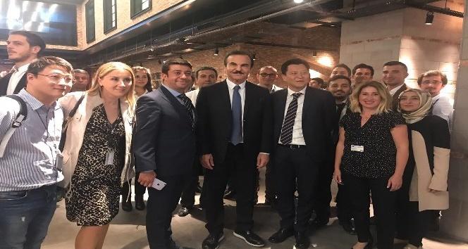 Erzurum, MNG Alışveriş ve Yaşam Merkezine koştu