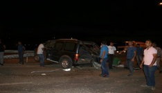Siirtte trafik kazası: 4 yaralı
