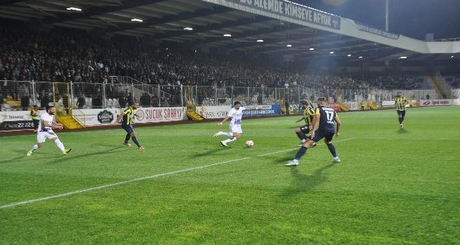 TFF 2. Lig: AFJET Afyonspor: 2 - Menemen Belediyespor: 1