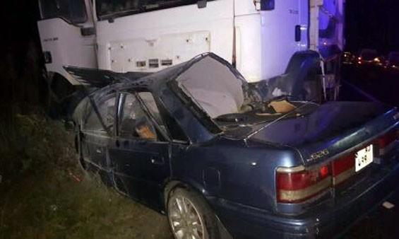 Giresun'da feci kaza: 3 ölü