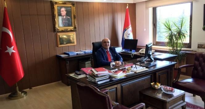 Jandarma ve Sahil Güvenlik Akademisine sivil dekan