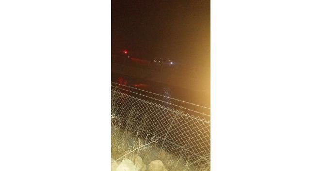 Otomobil sulama kanalına uçtu, anne ve oğlu öldü