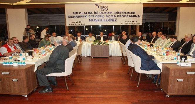 Tokat TSO'dan Muharrem ayı birliktelik iftarı