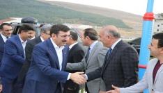 AK Parti Genel Başkan Yardımcısı Yılmazdan ARÜye ziyaret