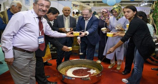 Tuşba Belediyesi 8. Van Turizmi Ve Seyahat Fuarı'na ve uluslararası Batı-Asya turizm araştırmaları kongresine damgasını vurdu