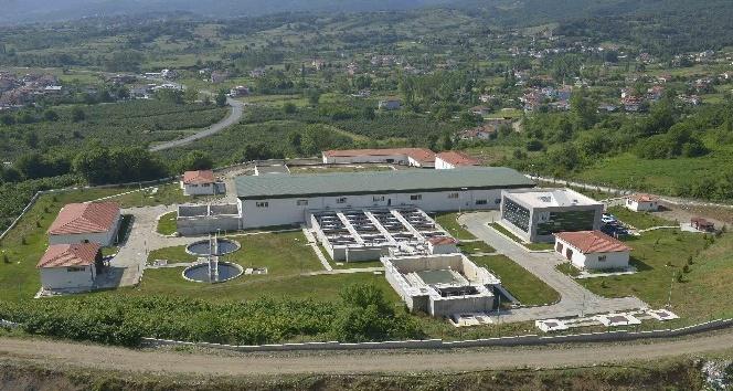 Kdz. Ereğli içme suyu arıtma tesisi ve isale hattı inşaatı devam ediyor