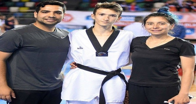 Dodurgalı genç sporcu Avrupa Şampiyonasında ülkemizi temsil edecek