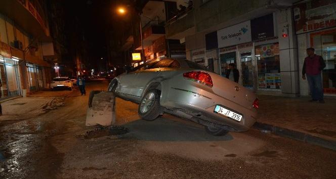 Fatsa'ya trafik kazası: 3 yaralı