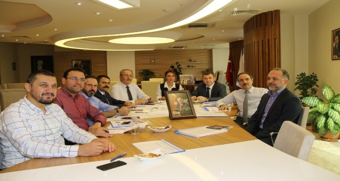 'Nevşehir Uçak Bakım Onarım ve Hava Kargo Taşımacılık Lojistik Merkezi Projesi' için çalışmalar başladı