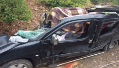 Artvinde Feci Kaza: 3 Ölü 1 yaralı