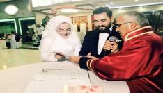 Bingölde evlilik oranı yüzde 11 arttı, 736 nikah kıyıldı