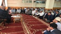 Siirtte Camiler ve Din Görevlileri Haftası başladı