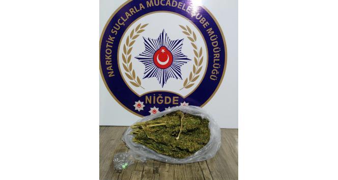 Uyuşturucu Operasyonu:4 kişi tutuklandı