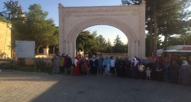 Haliliye'de kadınlara kültür gezisi