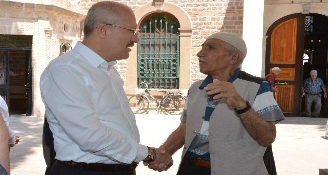 Kafaoğlu Camiler ve Din Görevlileri Haftasını kutladı