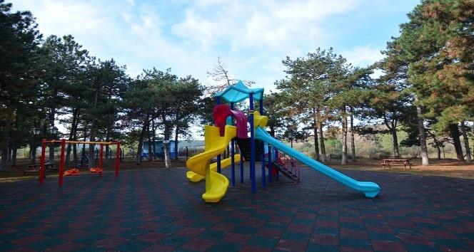 Tekirdağ'da 3 yılda 39 oyun, 14 fitness grubu parkı yapıldı