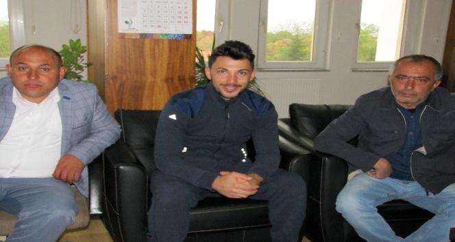 """Tolgay Arslan: """"Hedefimiz Şampiyonlar Ligi'nde gruptan çıkmak"""""""